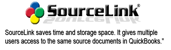 SourceLink add-on with QuickBooks Hosting